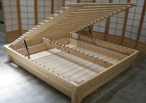 Camas de madera sostenible - El blog de Ekoideas