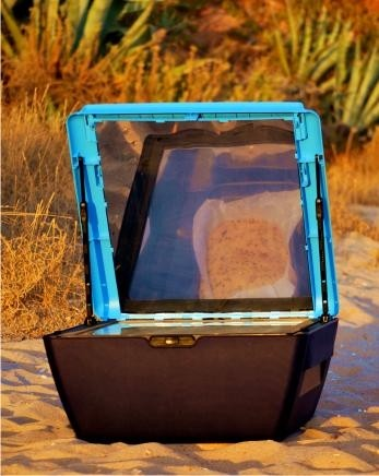 Horno solar Sun Cook Tropical.